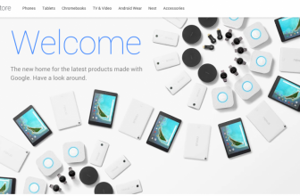 "Google launches ""Google Store"" a new online marketplace  to sell its devices"