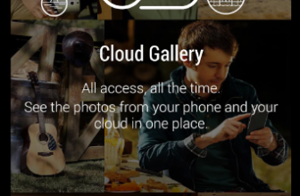 HTC Gallery app updated with new Cloud feature