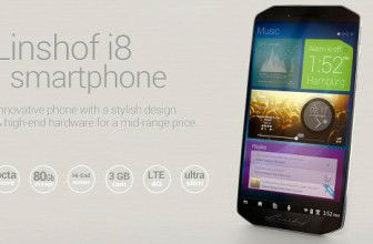 """Linshof i8"" Octa-Core smartphone to cost $380"