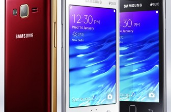 Samsung launches Samsung Z1 on Tizen OS