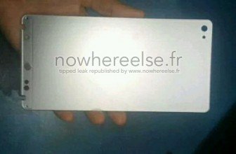 Huawei P8 metal chassic pictures leaked online