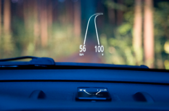 HUDWAY iPhone App – Head-Up Display for Safe Driving
