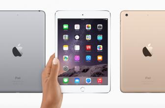 Apple announced iPad Mini 3 with Retina Display