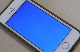 How to fix iPhone 5S Blue Screen of Death and Rebooting Problem