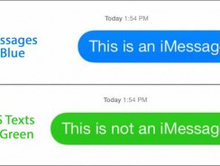 Why are iMessages being sent as SMS text messages?