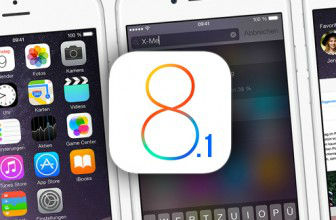 Apple released iOS 8.1