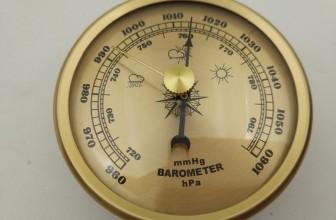 Best iPhone Barometric Pressure Apps