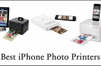 Best photo printers to print photos from iPhone
