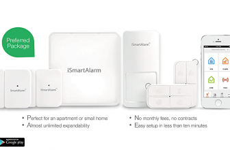 iSmart Home Alarm System Review