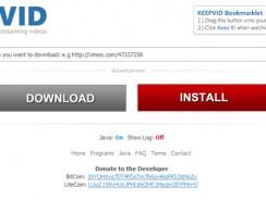 Top Websites Similar to KeepVid