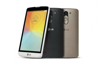 LG unvweiled two new mid ranged smartphones