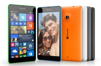 First Microsoft branded Lumia device launched – Microsoft Lumia 535