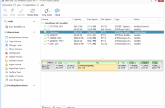 Macrorit Disk Partition Expert Pro Edition Review
