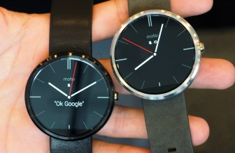 Motorola starts rolling out first OTA update for Moto 360
