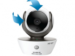 Motorola MBP85CONNECT Baby Video Monitor Review