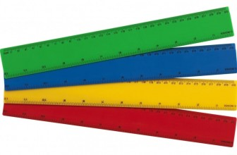 Best online rulers in metric and inches