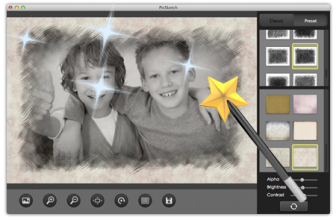 PicSketch – Pencil Sketch & Drawing Photo Filter Effects for iPhone/iPad