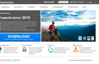 PowerArchiver Toolbox 2016 Review