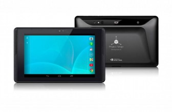 First Project Tango developer tablet arrives on Google Play store