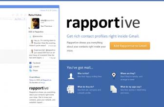 Best Rapportive Alternatives