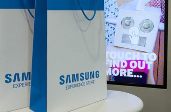 Samsung closed its high experience store in London