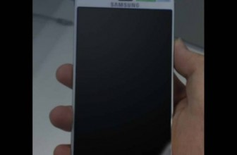 Samsung Galaxy S6 image leaked onlie