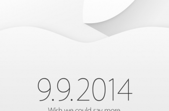 Apple sends invitations for a September 9th event