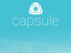 Capsule Schedules Reminders to Your Friends