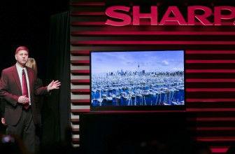 Sharp reportedly working on a 4K (4096 x 2160) resolution smartphone display