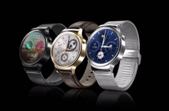 Huawei's first Smartwatch Launched at MWC 2015