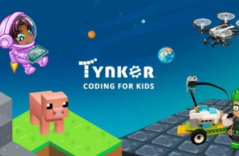 Tynker – Coding for Kids. Visual Programming to Code Games and Apps