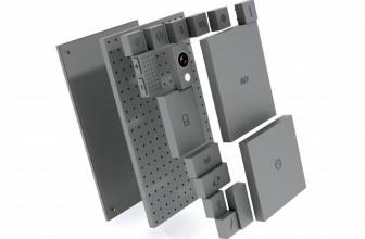 Vsenn – A company with a competitor modular phone