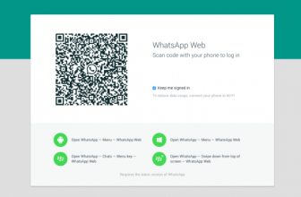 WhatsApp launched for Desktop as web app