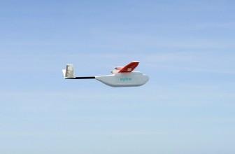 Drone Delivery Begins in Rwanda