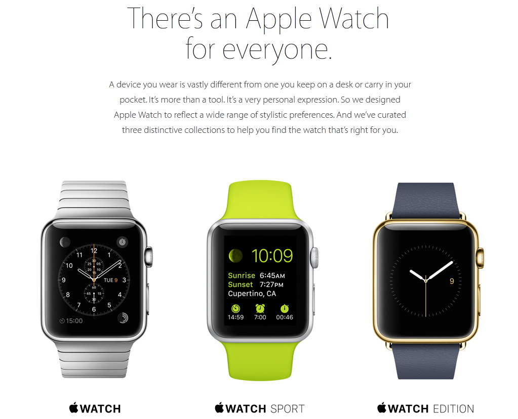 Apple Watch: The Smartwatch Apple Is Finally Here!