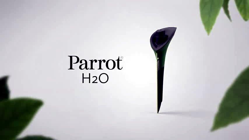 parrot h20 smart plant monitor review   aptgadget