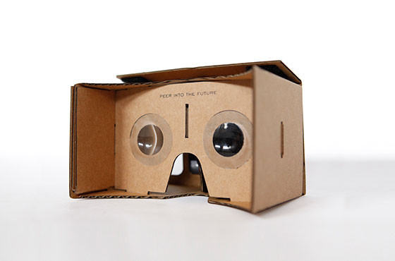 Google cardboard teaser given by google uk aptgadget google has plans to bring daydream vr its new virtual reality platform to fruition but that doesnt mean the search engine giant plans to leave google publicscrutiny Image collections
