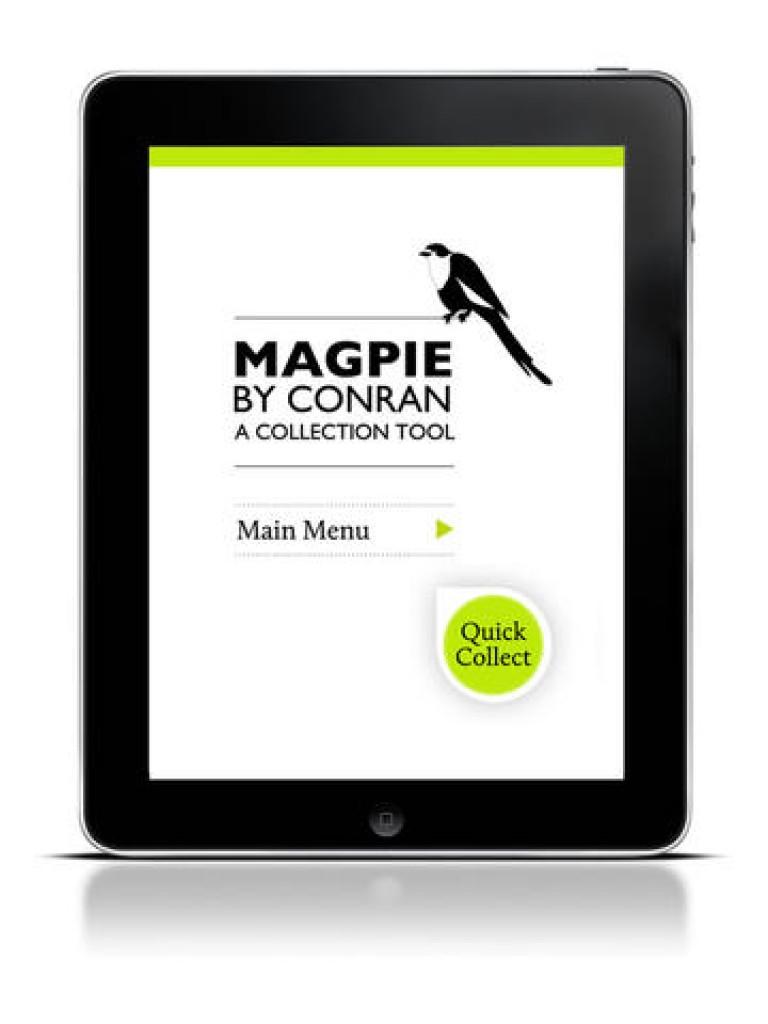 Magpie by Conran