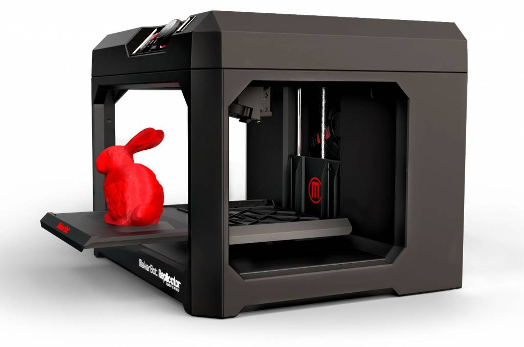 A consumer-grade 3D-printer