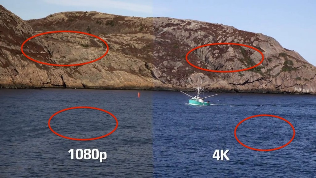 1080p vs 4K resolution ex 1