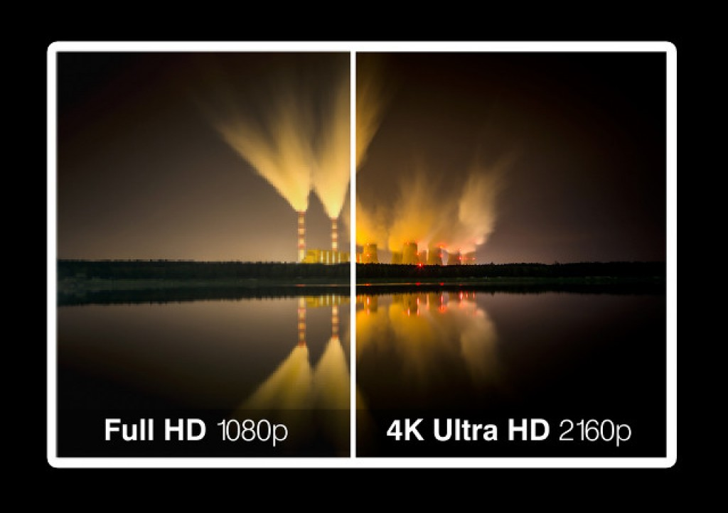 1080p vs 4K resolution ex 4