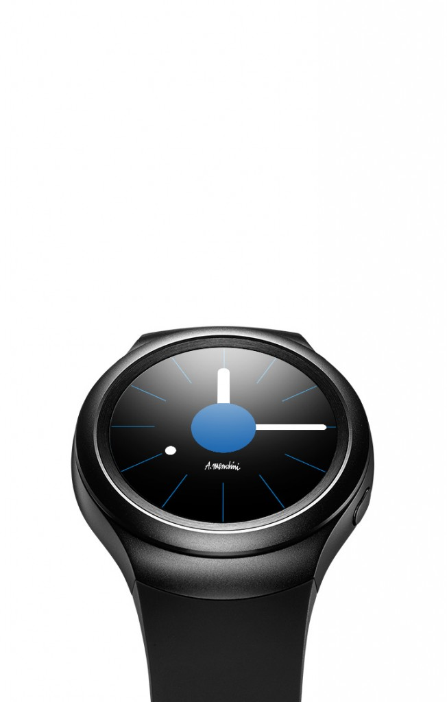 Gear S2 standard watchface