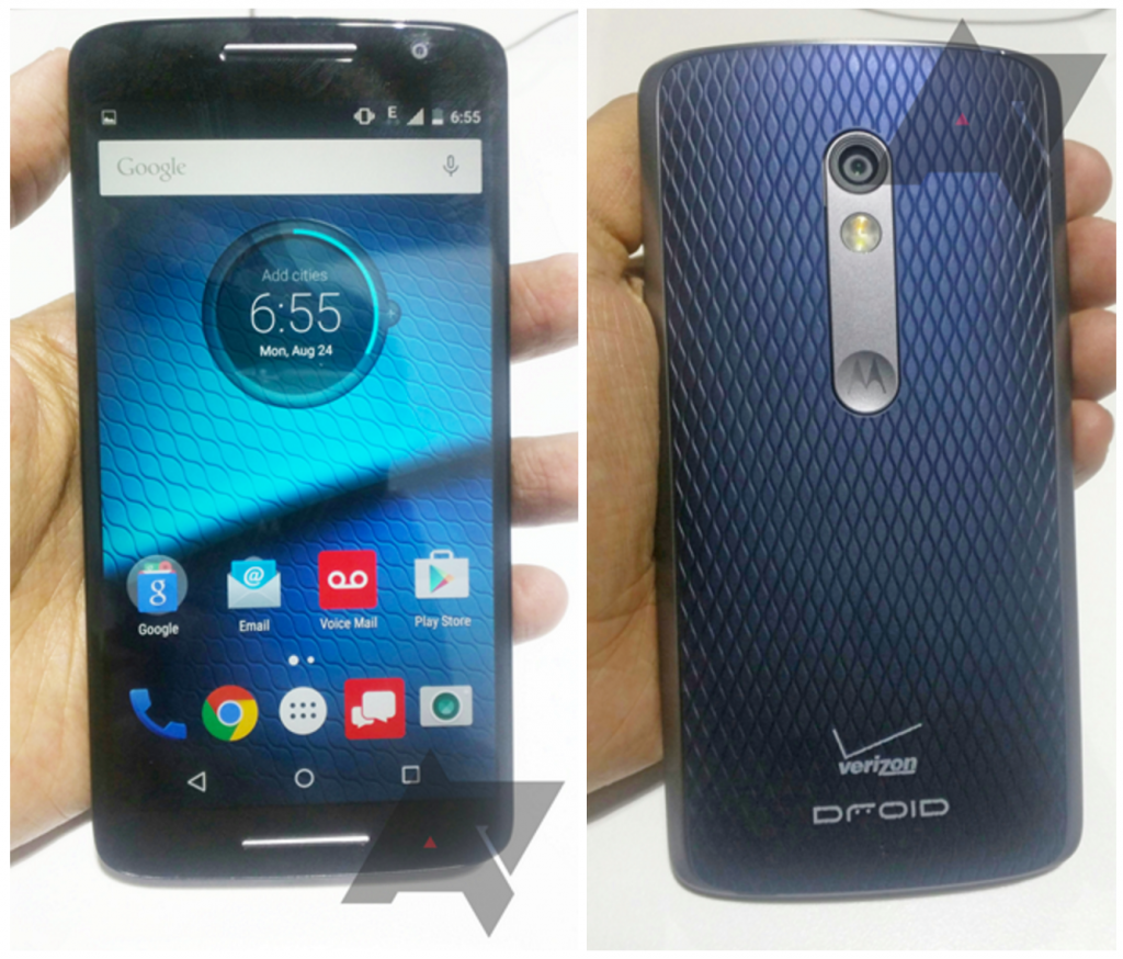 Droid Maxx 2 leaked photo