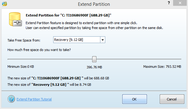 MiniTool 9.1 Partition Wizard Review