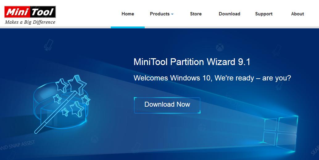 MiniTool 9 1 Partition Wizard Review - AptGadget com