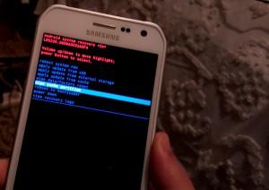 Galaxy S6 camera failed 1