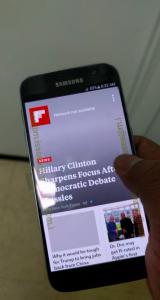 Galaxy S7 Flipboard