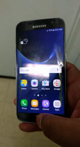 Galaxy S7 display 1