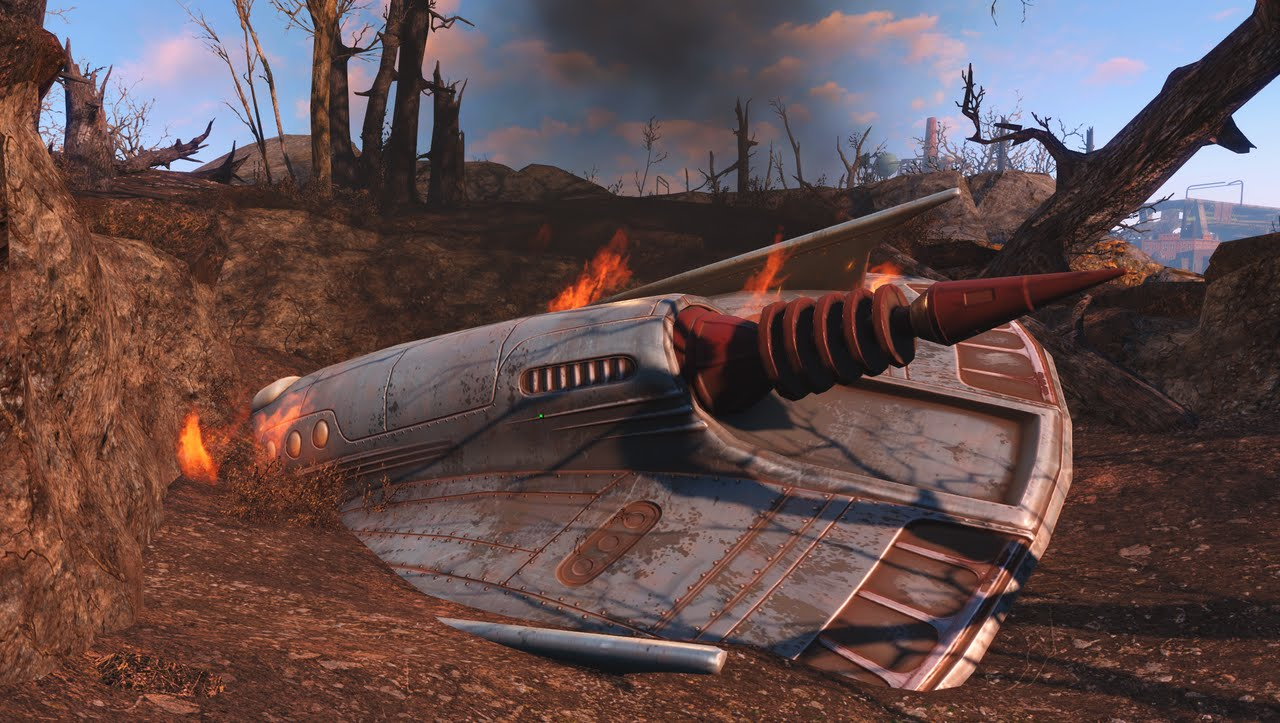How to get the Alien Blaster in Fallout 4 - AptGadget.com