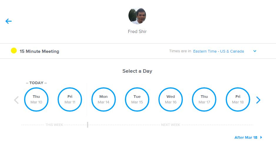 Calendly, Your Solution to Appointment Scheduling Chaos